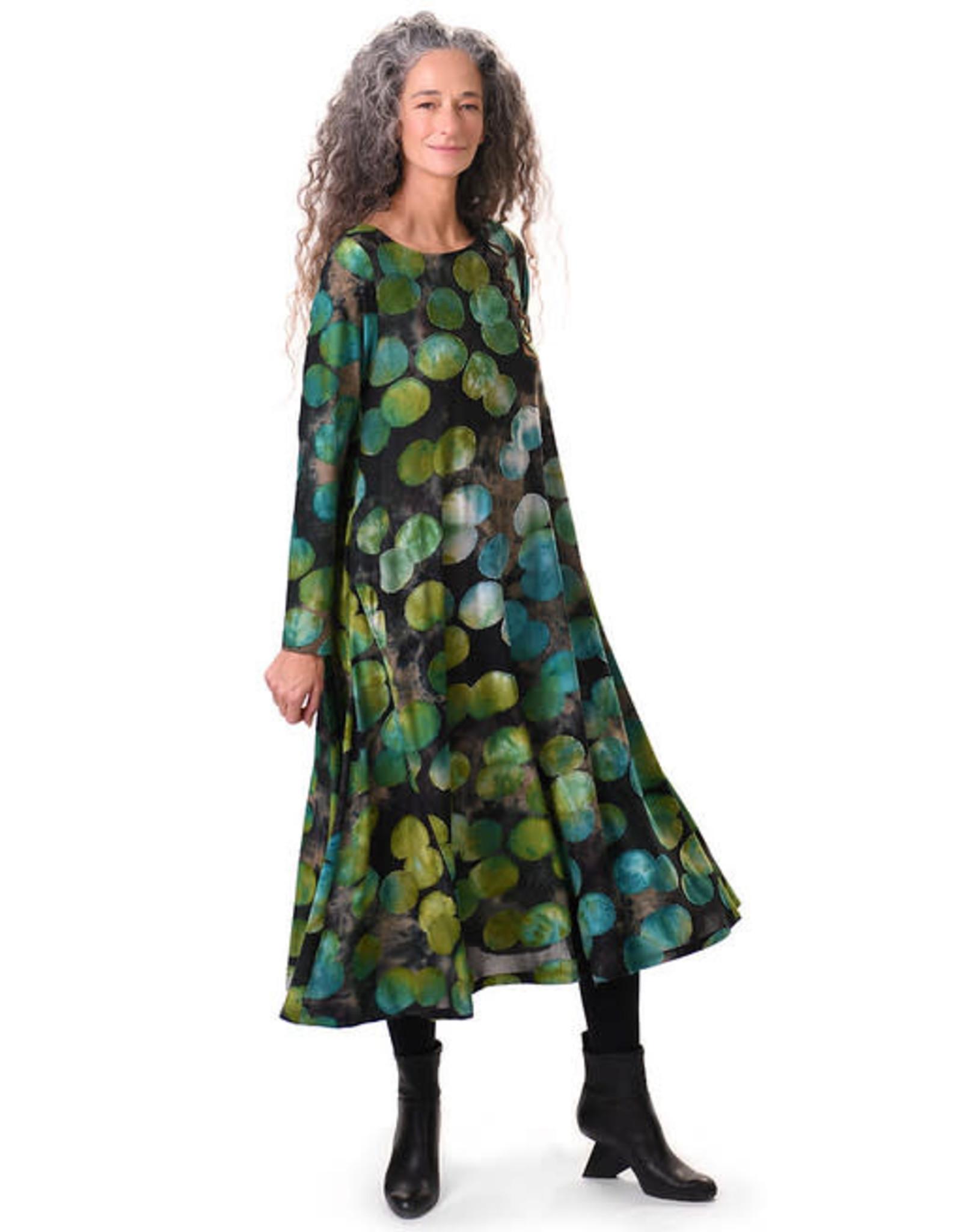 ALEMBIKA - Dotted Knit Dress