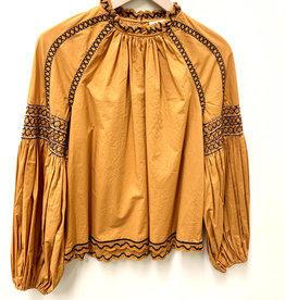 ULLA JOHNSON - Camden Blouse