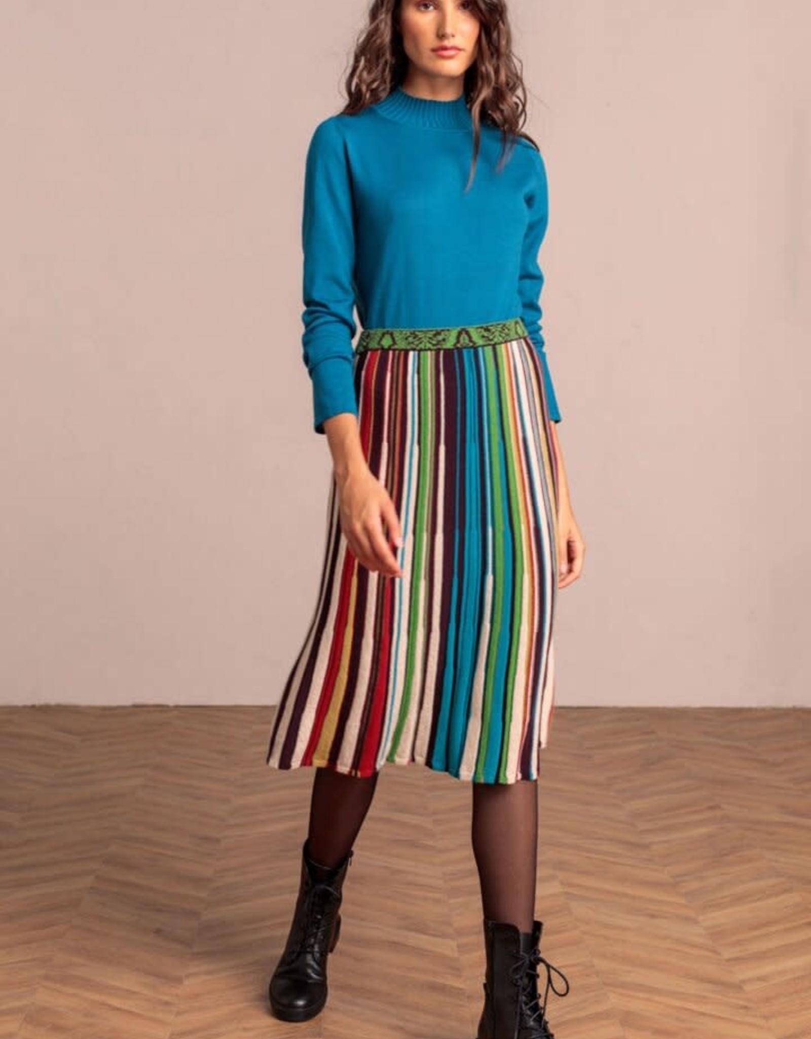 IVKO - Stripe Skirt