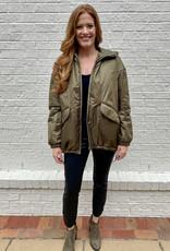 LAREIDA -Smill  Hooded Jacket