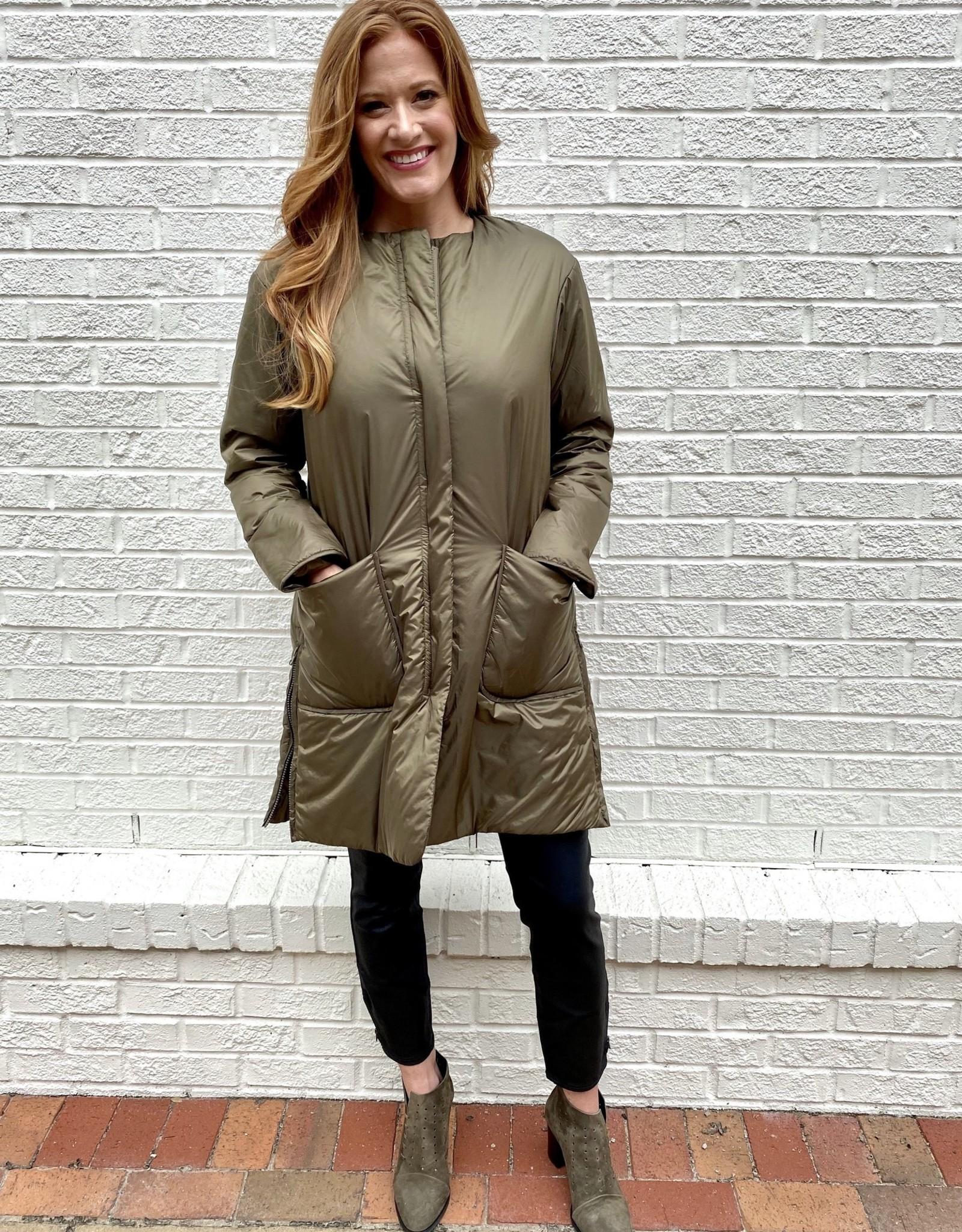 LAREIDA - Salom Puff Coat