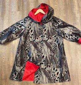UBU - Textured Raincoat
