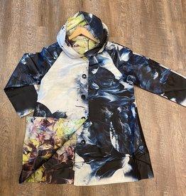 UBU - Floral Raincoat