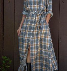 CP SHADES - Michelle Shirtwaist Dress