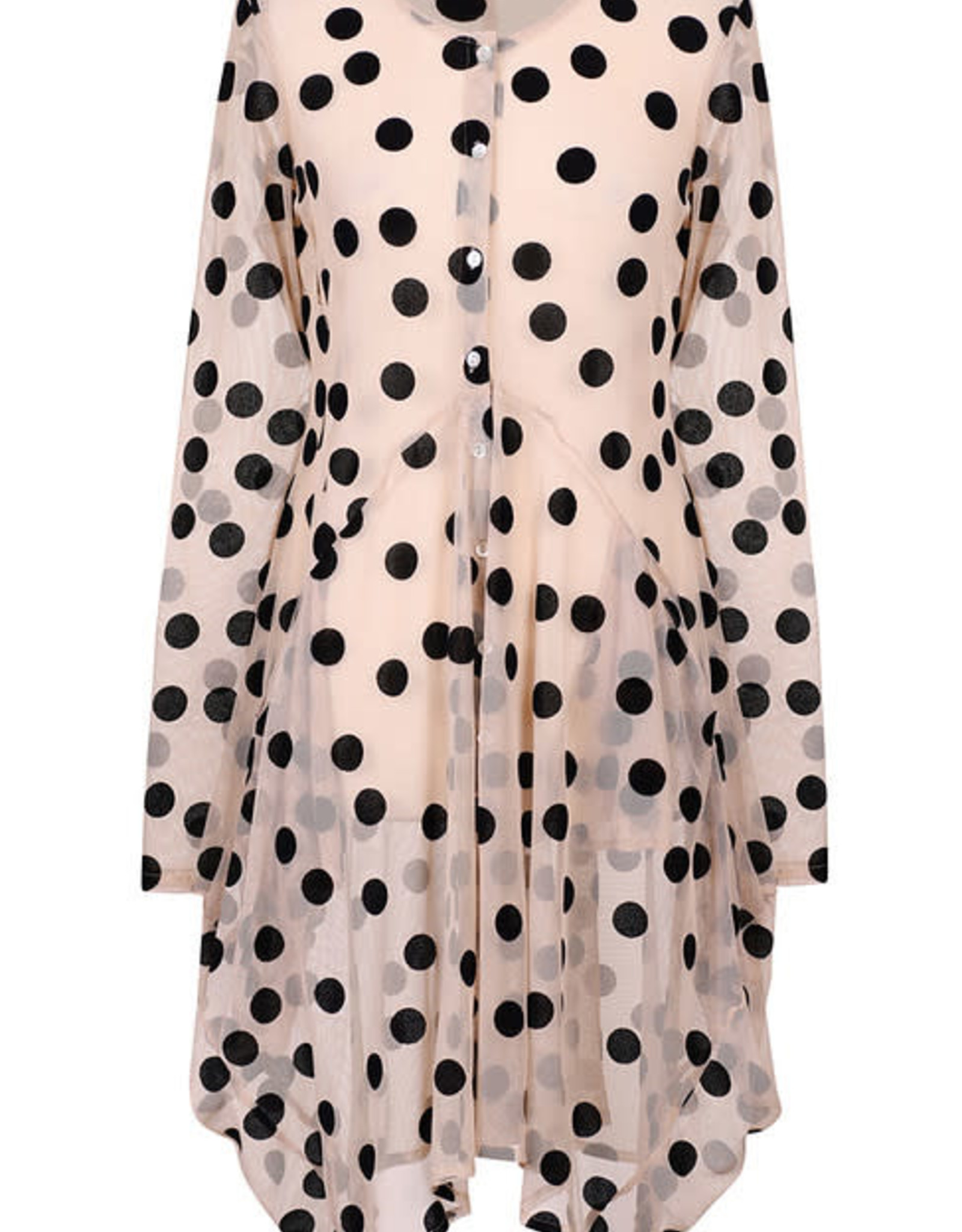 ALEMBIKA - Dotted Dress