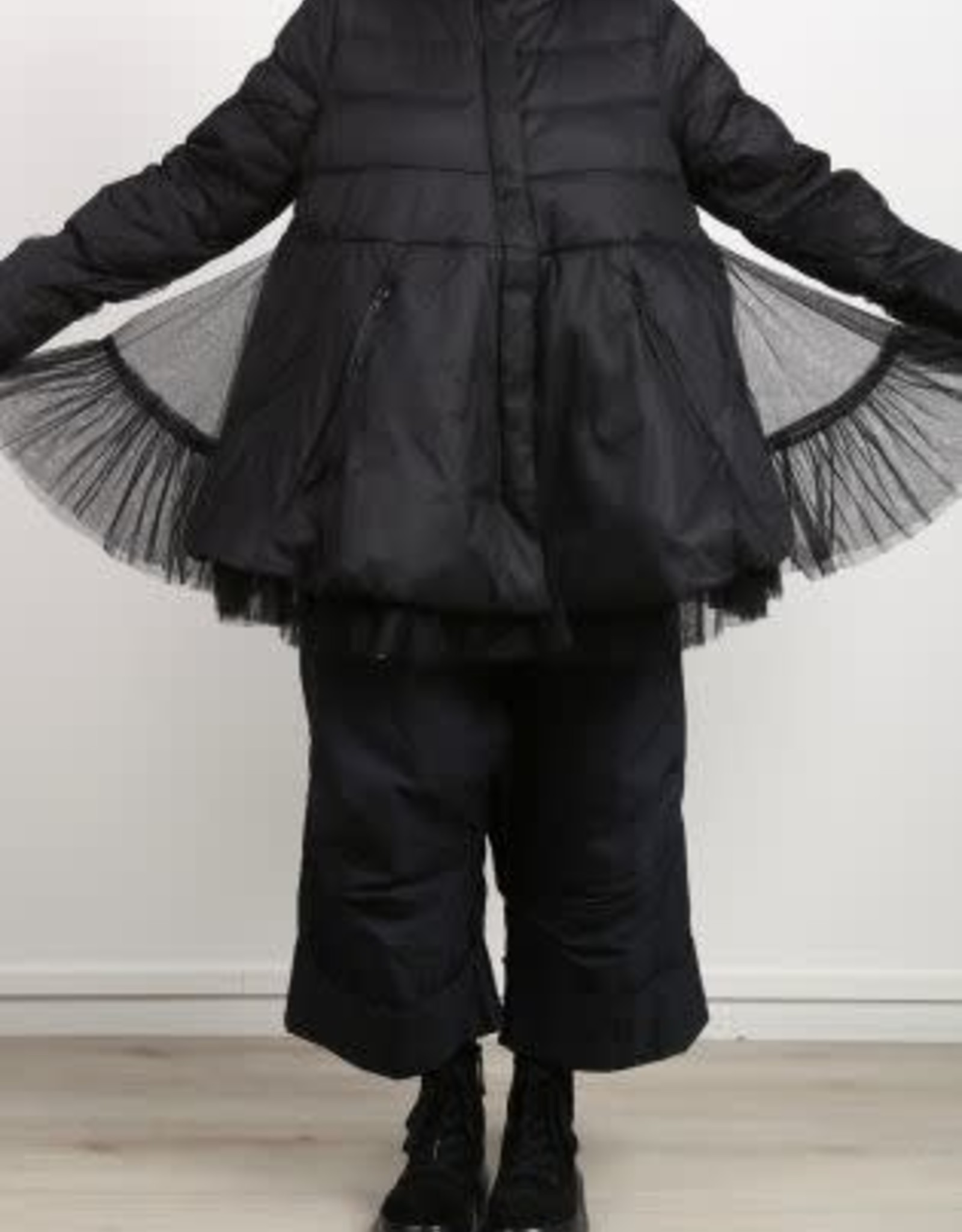 RUNDHOLZ - Tulle Coat