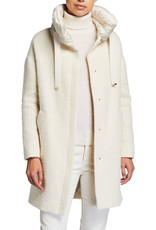 HERNO - Paillettes Long Down Coat