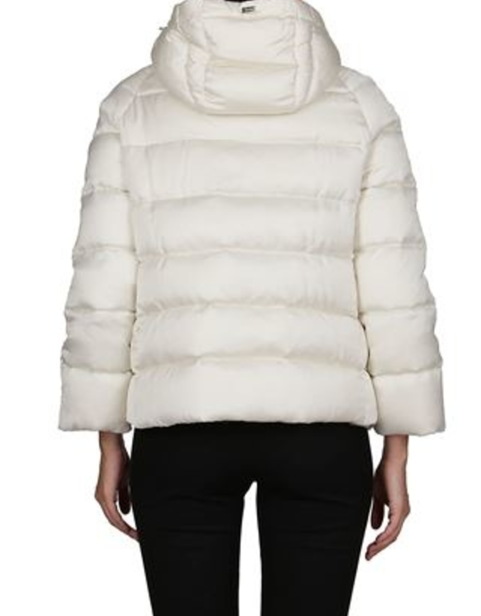 HERNO - Quilted Down Jacket
