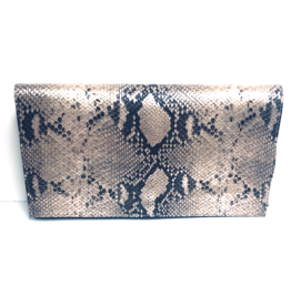 B MAY BAGS - Fold Over Clutch