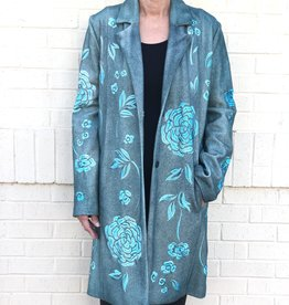 AVANT TOI - Embroidered Coat