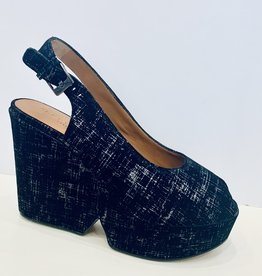CLERGERIE - Dylan Peep Toe