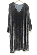 CP SHADES - Lucia Velvet Dress