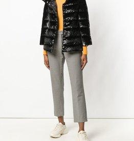HERNO - Velvet Shimmer Jacket