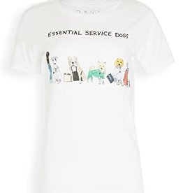 UNFORTUNATE PORTRAIT - Service Dogs Tee
