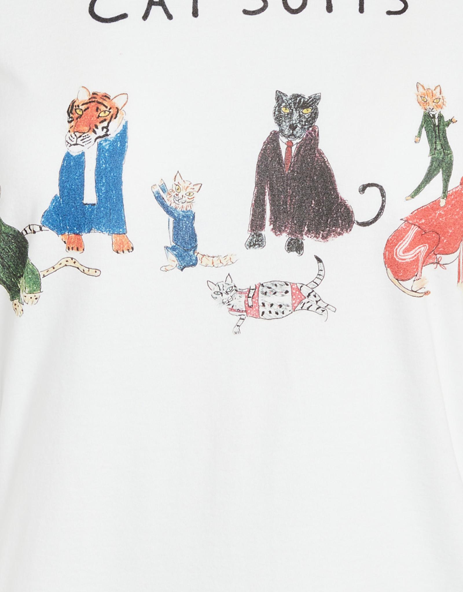 UNFORTUNATE PORTRAIT - Cat Suits Tee