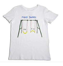UNFORTUNATE PORTRAIT - Mood Swings Tee