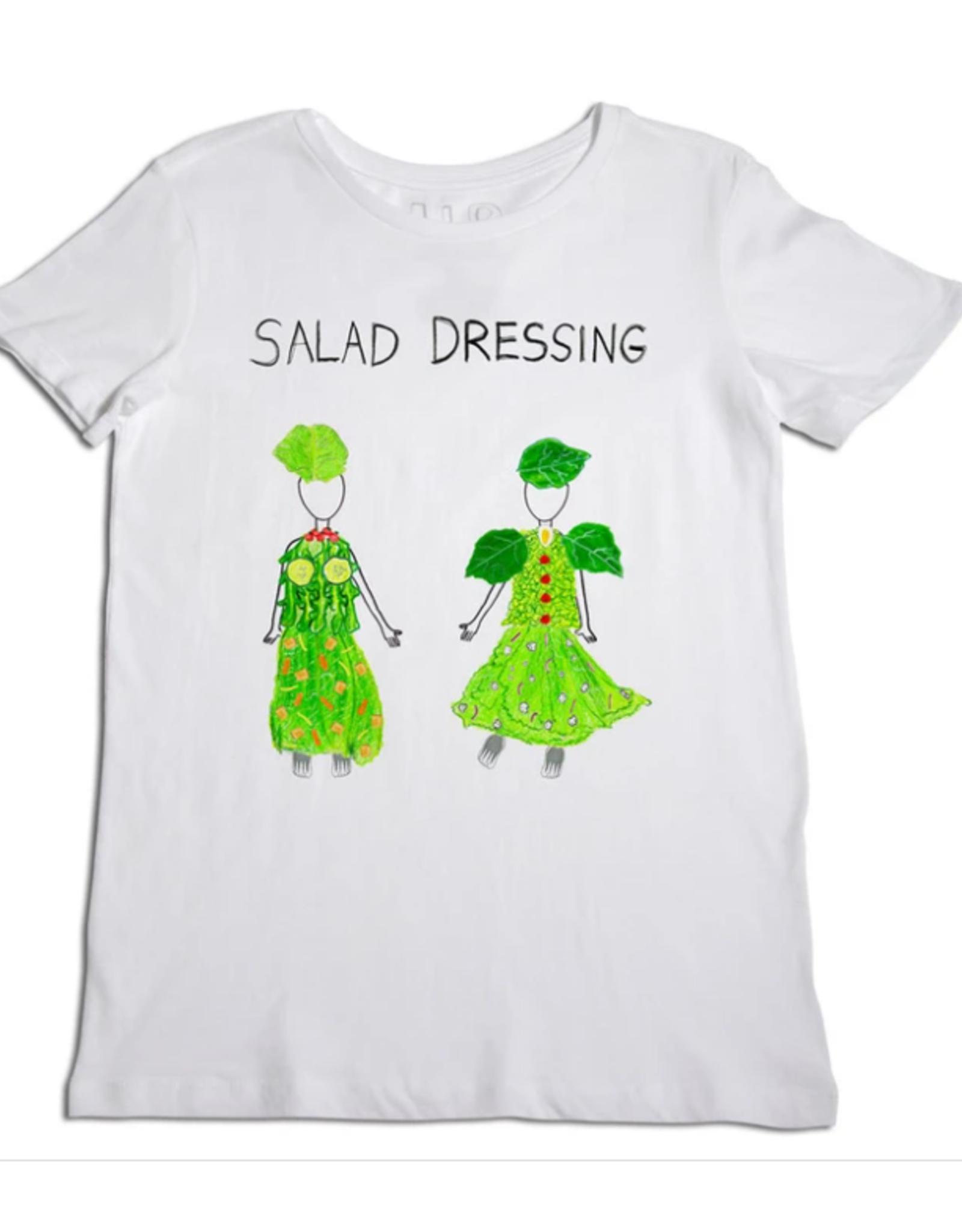 UNFORTUNATE PORTRAIT - Salad Dressing Tee