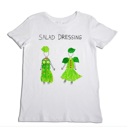 UNFORTUNATE PORTRAIT - Salad Dressing Tee