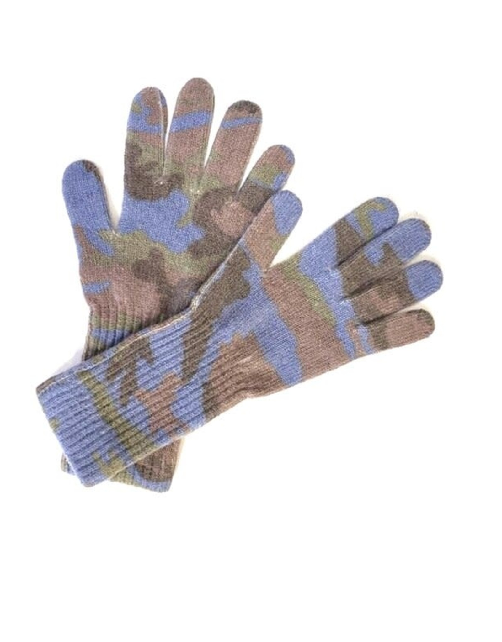 JUSTIN GREGORY - Camo Gloves