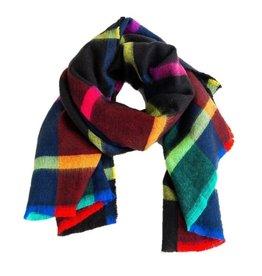JUSTIN GREGORY - Blanket Scarf