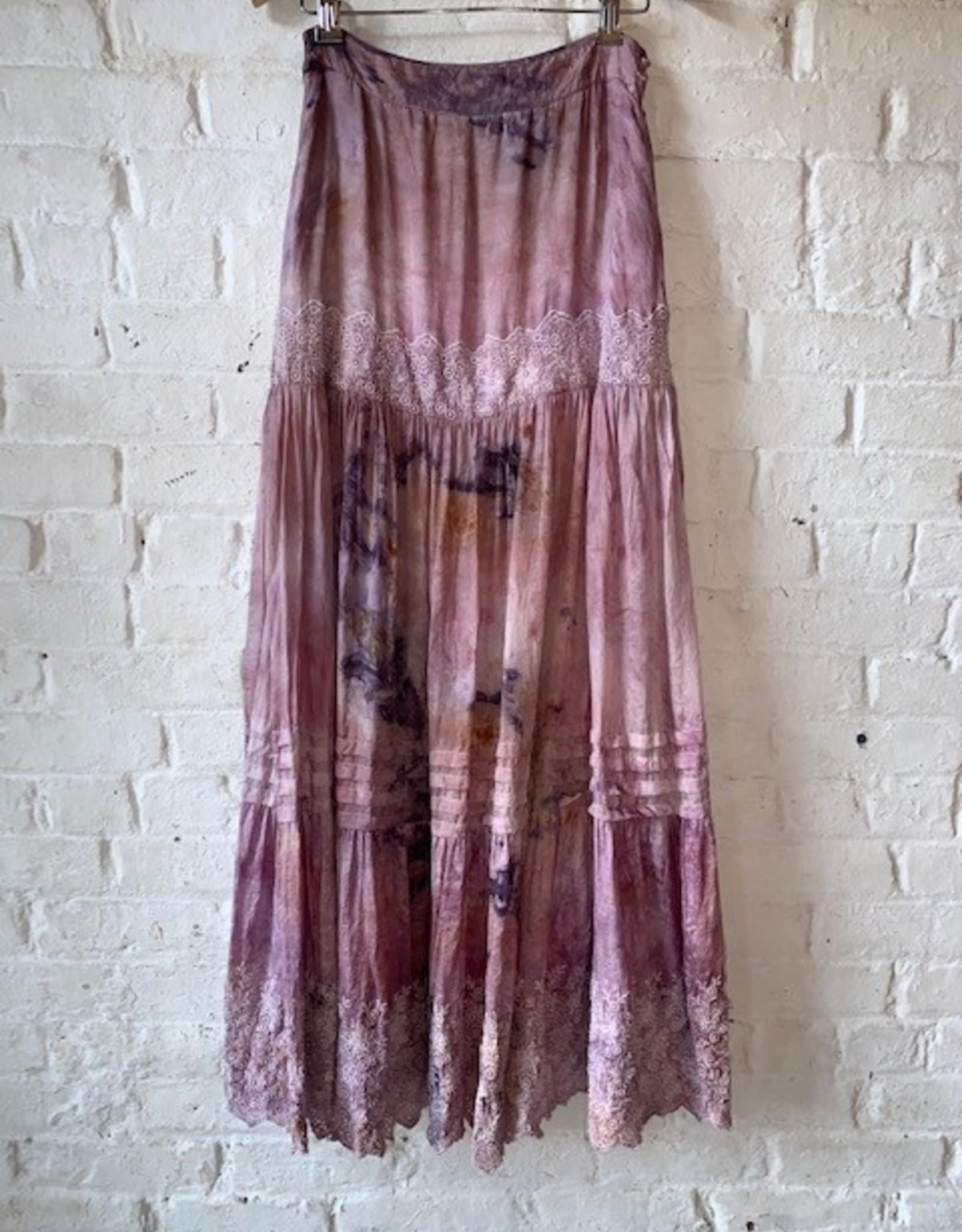 MIMI PROBER - Tie Dye Skirt