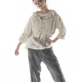 MAGNOLIA PEARL - Cropped Beya Jacket