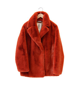 GINY Sandy Faux Fur Coat