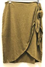 MAJESTIC - Wrap Skirt