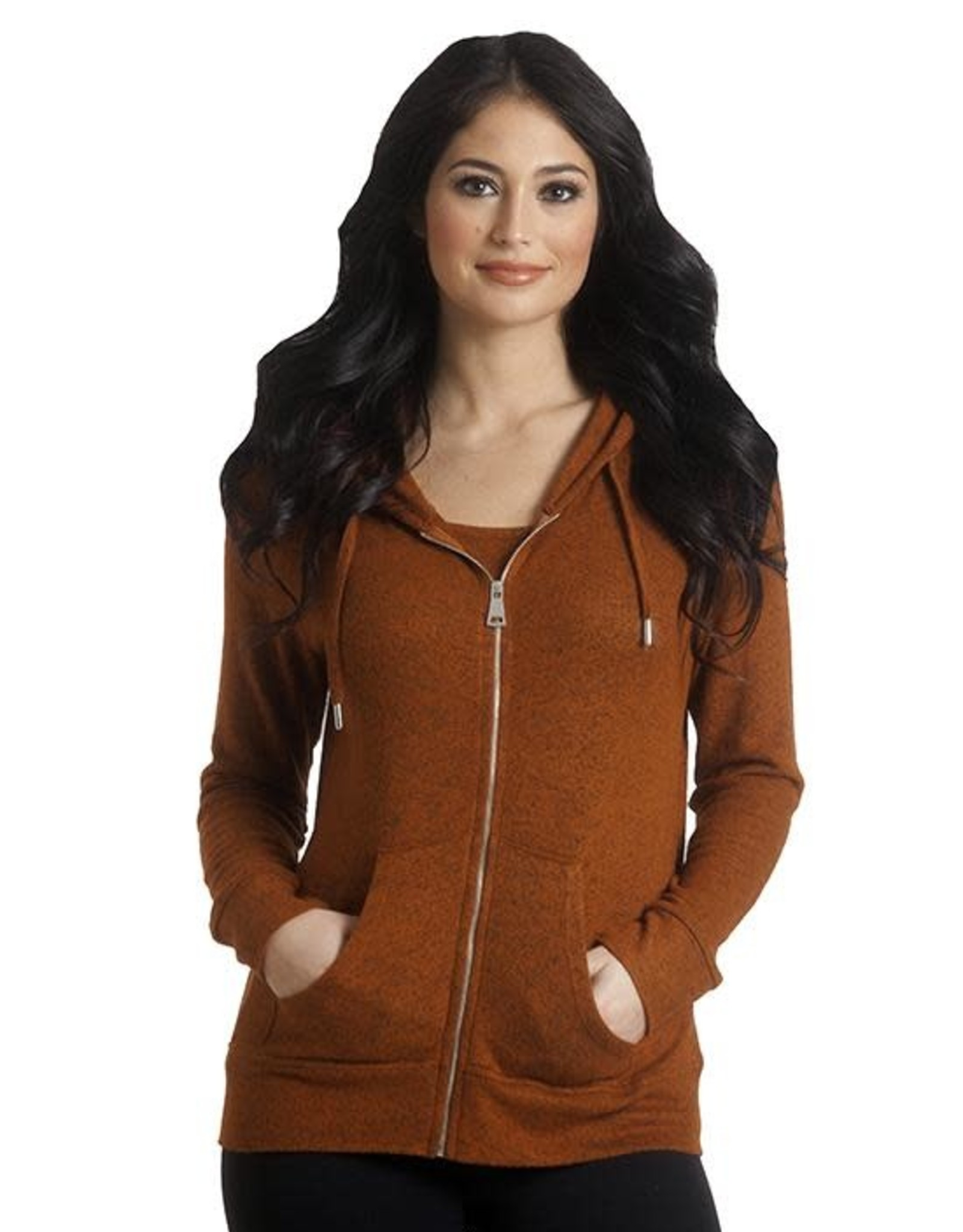 FRENCH KYSS Zip Hoodie Jacket