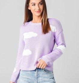 525 AMERICA Clouds Sweater