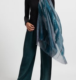 AVANT TOI Cashmere Printed Scarf