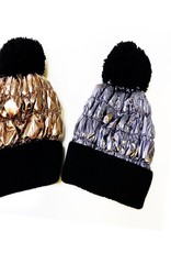 JUSTIN GREGORY Puffer Hat