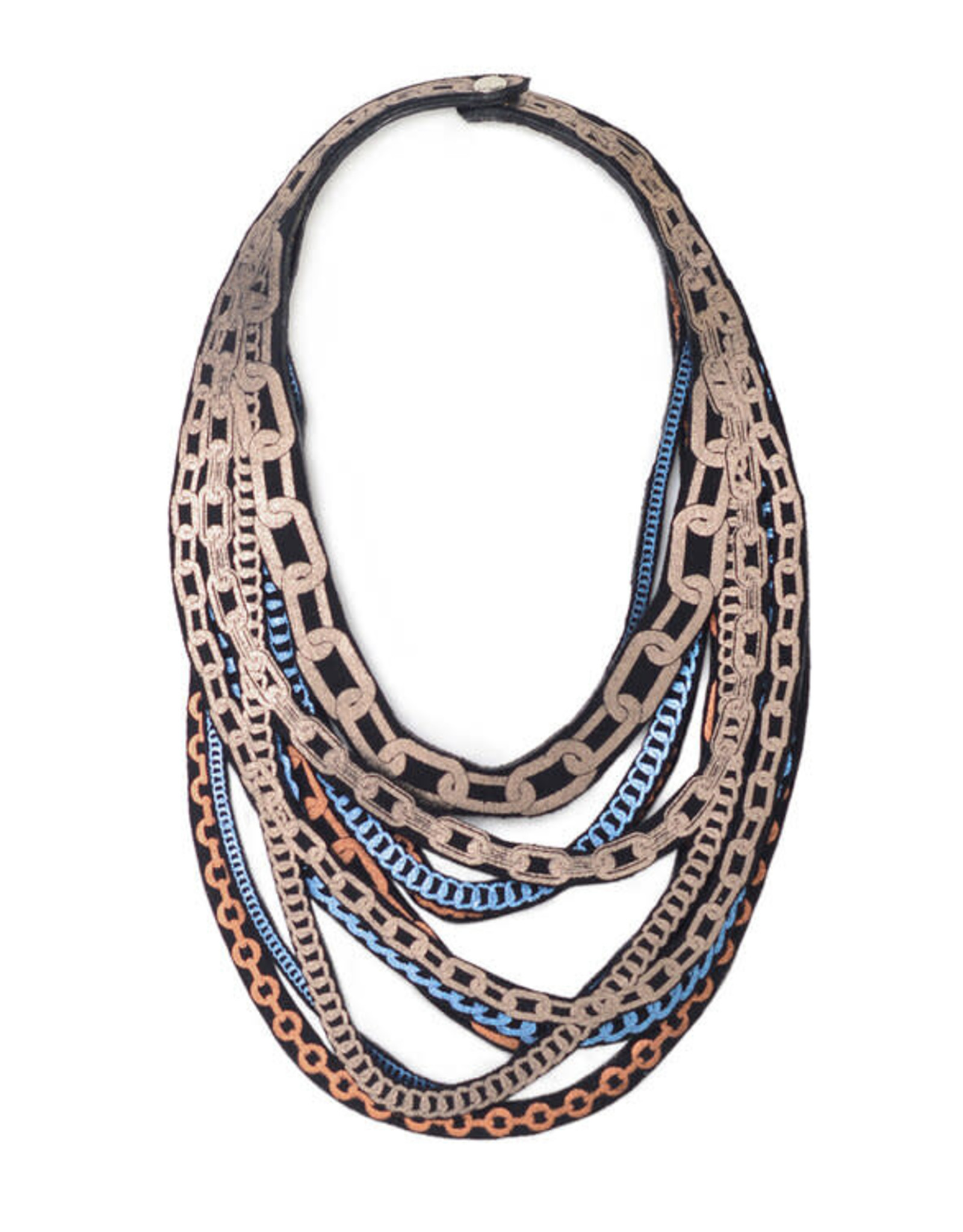 ULI RAPP Reversible Chains Necklace