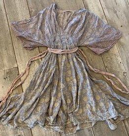 MAGNOLIA PEARL Gathered Waist Dress