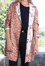 LA PRESTIC OUISTON - Liberte Silk Coat