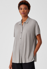 EILEEN FISHER Cupro Knit Top