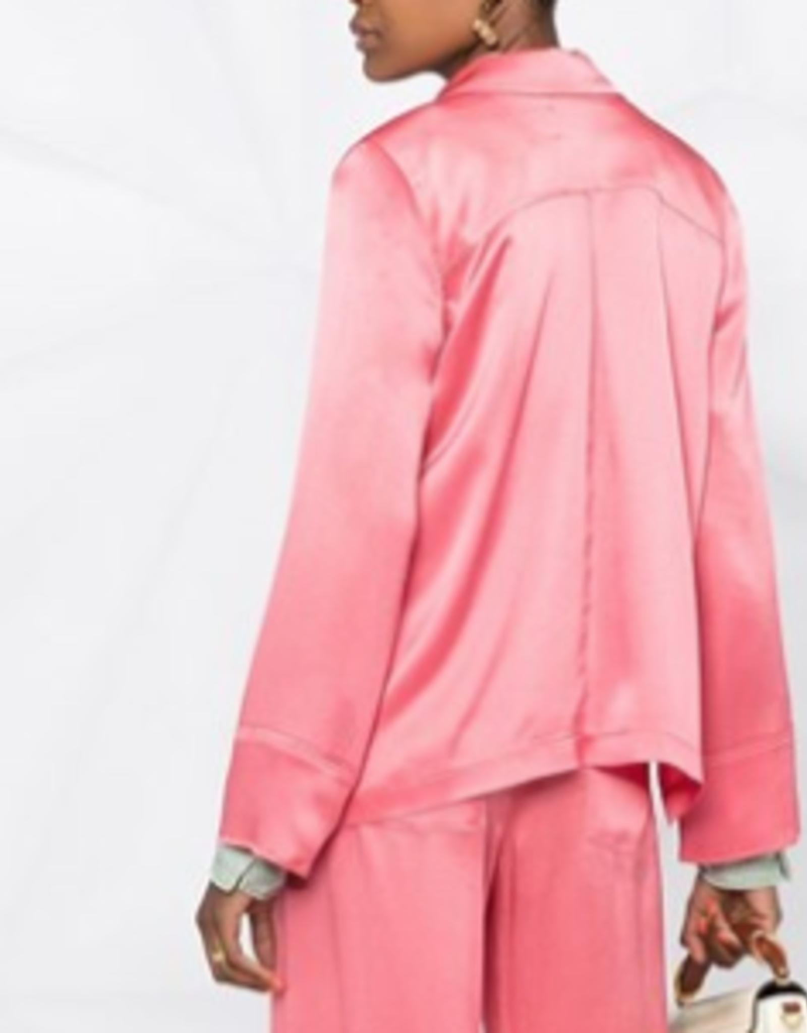 FORTE FORTE Silk Blend Jacket
