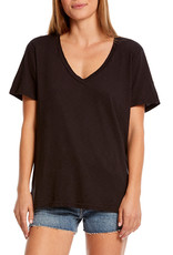 Michael Stars Supima V Neck Tee