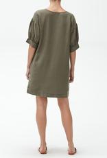 Michael Stars Betty Linen Dress