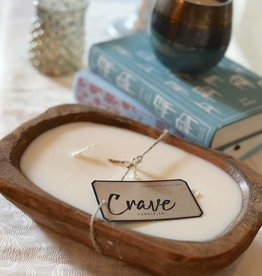 CRAVE Bread Bowl Candle