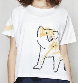 YOSHI KONDO Shiba T Shirt