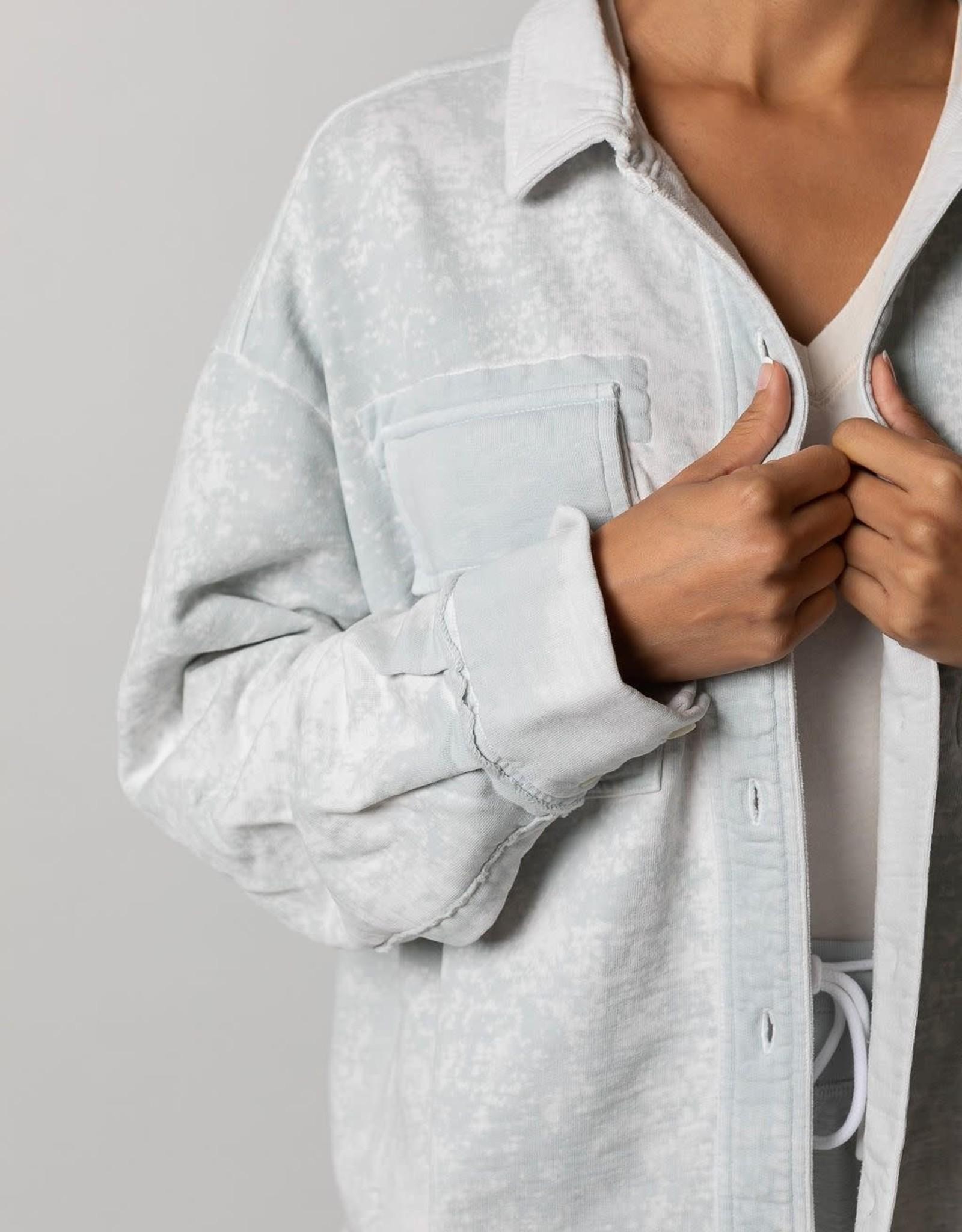 LEALLO Dartmouth Tie Dye Jacket