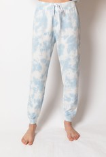 LEALLO Dune Tie Dye Lounge Pants