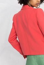 FORTE FORTE Sandwashed Faille Spencer Jacket