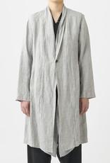 PAS DE CALAIS Linen Coat