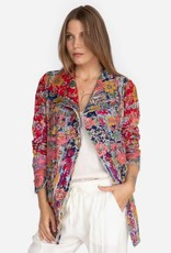 JOHNNY WAS Railey Embroidered Jacket