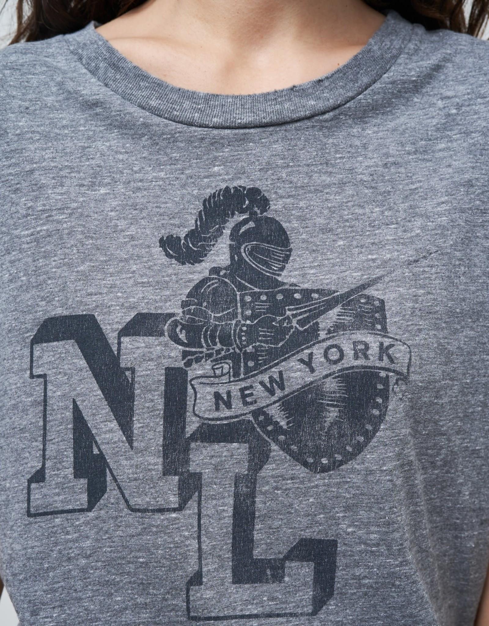 NILI LOTAN Printed NL  Brady Tee
