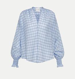 FORTE FORTE Window Pane Shirt