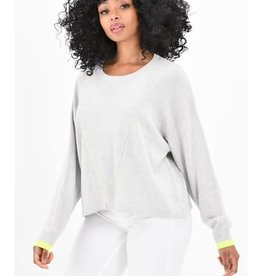 BRODIE Cashmere Dreaming Top