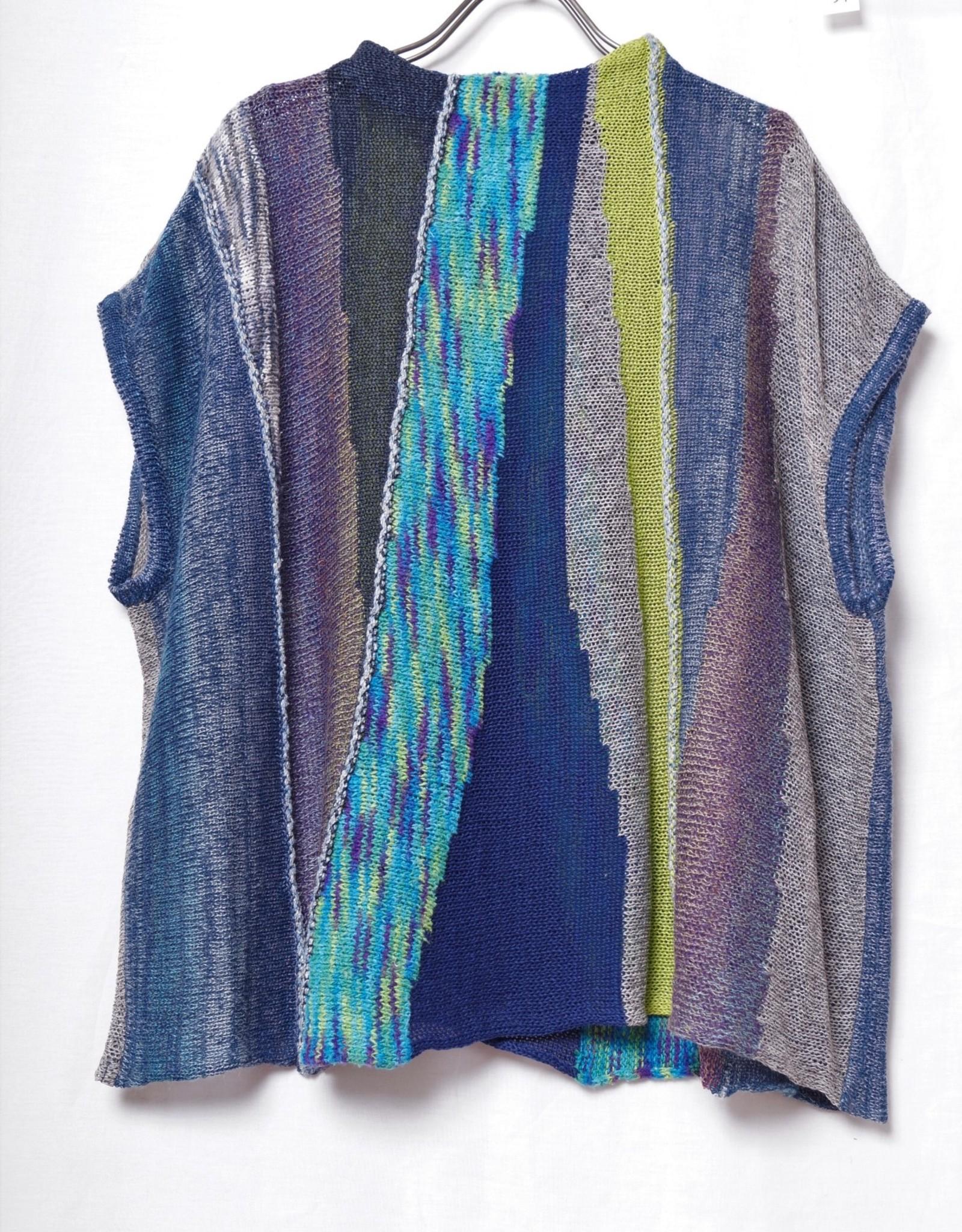 M. & KYOKO Sleeveless Sweater KBAH531W